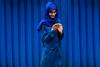Kuala Lumpur (Chot Touch) Tags: blue colors streetphotography petalingstreet kualalumpur malaysia fuji muslim hijab