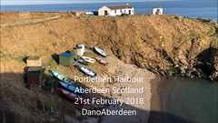 Portlethen Harbour -Aberdeen Scotland - 21/2/2018 (DanoAberdeen) Tags: aberdeen autumn amateur aberdeencity aberdeenscotland abdn scotland spring scotia summer schotland skottland scottishhighlands škotija seaport schottland seafarers dano danoaberdeen danophotography docks grampian geotagged gb granitecity harbour highlands h2o hiking historicscotland history landscape landmark abz ozone szkocja candid caledonia clouds vessels video bluesky bonnyscotland bonnie boats british blue northsea mpeg mp4 iphonevideo iphoneography iphone iphone8plus fishing fishingvillage fishingboat fisherman fishermen salmon portlethen portlethenharbour bay wasser northeastscotland
