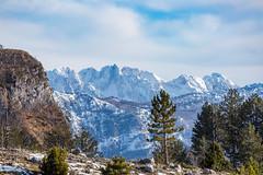 Border Region 1.0 (Chorizo from Berlin) Tags: albania mountains sky montenegro korita winter border canyon podgorica me