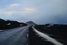 DSC_0319 (fernandocacho) Tags: iceland mountain road snow winter black volcano alone cold clouds sky volcán montaña invierno