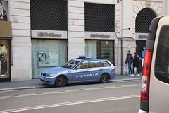 Bmw Serie 3 E90 Touring Polizia di Stato Reparto Prevenzione Crimine Questura di Roma (alessio2998) Tags: bmw serie 3 e90 touring polizia di stato reparto prevenzione crimine questura roma