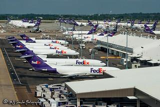 FedEx Fleet | Memphis International Airport