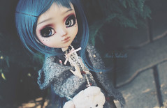 Gabrielle (Pullip FC by Ariana_and_dolls) (Rose*aime*OH!) Tags: pullip pullipdoll poupée pullipfc pullipobitsu beauty beautiful love d