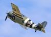 Grumman Wildcat (Steve G Wright) Tags: grumman grummanwildcat aircraft airshow airdisplay aviation ww2 pacificwar usa usaf vintage raf royalnavy display duxford duxairshows