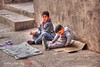 (110/18) Aprendiendo a vivir (Pablo Arias) Tags: pabloarias photoshop photomatix capturenxd niños carretera marrakech marruecos