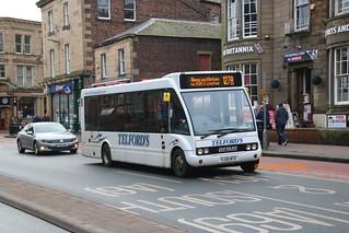 Telford, Newcastleton YJ56 WTX