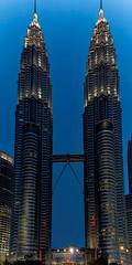 Petronas Towers (Syd Rahman) Tags: asia capitalofmalaysia dslr iso kl kualalumpur malaysia nikon nikond7000 rahman syd sydrahman sydur sydurrahman travel vacation petronastowers southeastasia klcc klcitycentre