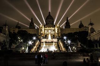 La Magia de la Noche Font de Montjuic