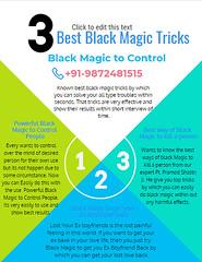Powerful Ways of Black Magic to control people-+91-9872481515 (Pt. Pramod Shastri) Tags: black magic tricks kill person