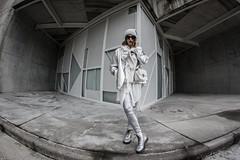 keykoa.com (sairacaz) Tags: fashion moda blogger keykoa keykoacom plata silver drmartens botas canoneos550d samyang 8mm ojodepez fisheye vigo galicia universidad campus woman chica girl