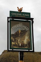 Thatched House, Exeter (Dayoff171) Tags: devon unitedkingdom england europe pubsigns signs gbg gbg2018 greatbritain