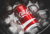 Ice Cold (Grant is a Grant) Tags: d7200 kingscountyphotoclub nikon vsco vscofilm classic cocacola coke cold ice productphotography water