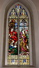 St. Catharine of Alexandria Saint and Ruler SG (Jay Costello) Tags: stcatharineofalexandriacathedral stcatharineofalexandia cathedral church romancatholic god worship religion architecture stcathaineson stcatharines ontario canada ca on stainedglass colorful