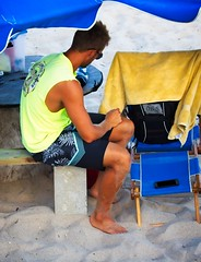Beach Retail People (LarryJay99 ) Tags: 2018 lakeworth florida lakeworthbeach atlanticocean people men male man guy guys dude dudes feet barfoot facialhair peekingpits stubble blue sandylegs legs bar barfuss barefeet hotguy bulges bulge masculinity