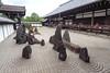 Tōfuku-ji temple and garden.. Kyoto (geolis06) Tags: geolis06 asia asie japan japon 日本 2017 kyoto tofukujitemple tōfukujiolympus penfolympus m918mm f4056 bouddhiste bouddhisme jardin garden zen rinzai nature