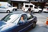 blue (subway rat) Tags: 35mm analog film analogphotography filmphotography olympus μmjuii olympusmjuii mjuii mju2 kodak kodakfilm kodakultramax400 filmforever filmisnotdead filmcamera shootfilm ishootfilm staybrokeshootfilm streetlife streetphotography streetphoto everybodystreet bangkok thailand asia traveling mercedes car street woman