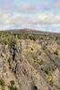 Pauahi Crater with Mauna Ulu on the Horizion (wyojones) Tags: hawaii hawaiivolcanoesnationalpark hawaiian maunaulu pauahicrater cindercone cinder cliffs tephra volcano pitcrater