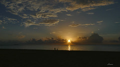 Say Cheese! (lamnn92) Tags: sunrise fortlauderdale beach earlymorning sky clouds photoshoot sand seascape fz1000