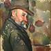 CEZANNE,1890-94 - Cézanne coiffé d'un Chapeau mou (Tokyo) - 0