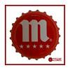 Mahou (J.Gargallo) Tags: mahou cerveza beer bier birra chapa bebida rojo macro macrofotografía marco framed canon canon450d eos eos450d 450d tokina tokina100mmf28atxprod drink