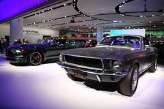 Bullitt Mustangs (3) (RichKD) Tags: naias 2018 car auto automobile style show motor vehicle canon mark5 detroit bullitt mustang 2019 original movie steve mcqueen