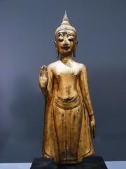 Standing Buddha, 1500-1600 (jacquemart) Tags: thevictoriaandalbertmuseum london va