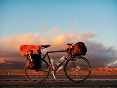 Bikes are so fucking beautiful. (guidedbybicycle) Tags: bicycle touring tour bike bicycles swift industries panniers bags cargo camping camp