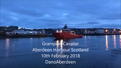 Grampian Cavalier - Aberdeen Harbour Scotland - 10/2/2018 (DanoAberdeen) Tags: tug tugboat transport torry aberdeen autumn aberdeencity aberdeenscotland abdn candid cargoships cityofaberdeen clouds scotland spring scotia schotland skottland dano danoaberdeen danophotography docks seafarers summer scottish škotija shipspotters shipspotting 2018 mpeg northsea northseasupplyships northseasupplyvessels northeastsupplyships northeastsupplyvessels oilships oilrigs offshore offshorevessels offshoresupplyship offshoresupplyships iphone iphone7plus iphoneography iphonevideo video workboats pilotboat psv uk gb grampiancavalier errv emergency response rescue
