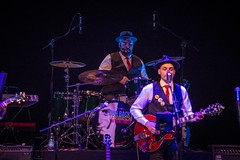The Beat Circus,Don Backy&Fuggiaschi live Teatro Toselli 2018.
