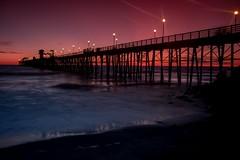 2017 Oceanside Pier Sunset 6 (DrLensCap) Tags: oceanside pier sunset california ca pacific ocean robert kramer