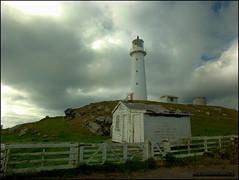Cape Egmont Lighthouse Opened 1881 (Lyndon (NZ)) Tags: 2014 lighthouse landscape newzealand nz architecture rural taranaki