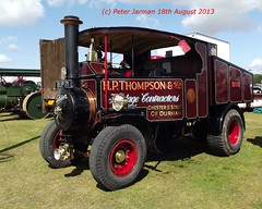 BUP 71 (Peter Jarman 43119) Tags: lincolnshire steam rally 2013