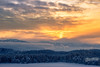 20180203_174724_Landschaft_web (der Wede) Tags: gegenlicht landschaft natur schnee sonnenstrahlen sonnenuntergang winter