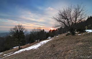 Heldenberg - Sonnenuntergang