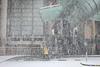 City Snow (ho_hokus) Tags: 2018 cityoflondon england fujix20 fujifilmx20 limestreet lloyds lloydsoflondon london uk badweather snow weather beastfromtheeast