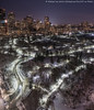 Central Park Night (20180106-DSC06962) (Michael.Lee.Pics.NYC) Tags: newyork centralpark aerial centralparksouth centralparkwest night longexposure architecture cityscape sony a7rm2 fe24105mmf4g parklanehotel