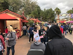 Disney California Adventure Food and WIne Festival 2018