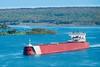 Edgar B. Speer Navigating the St. Mary's River (KRFoto) Tags: ship building lakefreighter transportation upperpeninsula towerofhistory saultstemarie edgarbspeer michigan