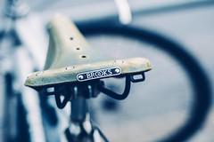 BROOKS in Circle (*Capture the Moment*) Tags: 2017 brooks bern berne bicycle bicyclesaddle bicycleseat fahrrad fotowalk mog mogprimoplan1975neo meyeroptikgörlitzprimoplan1975neo sattel schweiz sonya6300 sonyilce6300 switzerland vintage