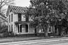 (jwcjr) Tags: harlem harlemga harlemgeorgia pentax smalltown smalltownga smalltowngeorgia house oldhouse bw monochrome