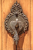 Door Knocker For Female, Abyaneh Village, Isfahan Province, Iran (Feng Wei Photography) Tags: ancient middleeast isfahan abyaneh islam landmark vertical colorimage door traveldestinations doorhandle builtstructure iran iranianculture buildingexterior islamicculture house islamic outdoors architecture sunny tourism travel village ir