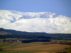 View from the Black Isle (stuartcroy) Tags: scotland scenery sony sky still snow mountain tree