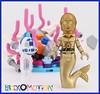 Star Wars Under the Sea (brickomotion) Tags: lego brickomotion bom mermaids star wars mermaid c3po r2d2