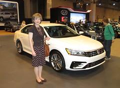 2018 StL Auto Show (2 of 5) VW Passat (s_a_essay) Tags: transgender vw volkswagen passat stlouis autoshow