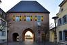 Haselnuss - Coryla avellana (MacroManni) Tags: gebäude building towngate bergheim aachenertor deutschland germany citygate stadttor rheinerftkreis