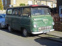 1963 Ford Thames 400E Estate (Neil's classics) Tags: vehicle van wagon estate 1963 ford thames 400e