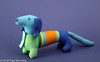 "Original Olympic Games 1972 Mascot, ""Waldi"" (Fred / Canon 70D) Tags: waldi dachshund teckel schuco olympicgames munich munich1972 canon canon70d canoneos ef100mmf28lmacroisusm falconeyesdiffusionumbrella falconeyesoctabox falconeyesskk2150d falconeyes eefde closeup retro vintage toy dog"