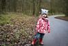 Good bye winter... (Reckless Times) Tags: spring winter walk jess evolution child kid kiddo cat hat pose poser nikon d750 wytham woods university oxforduniversity oxfordshire little lady model