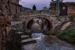 LVT_0052 Tobera puente (Luis Miguel Villalba de la Torre) Tags: 2018 burgos frias cascadas