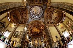 Parma-Santa Maria della Steccata (hmeyvalian) Tags: parma italy italie italia chiesa basilica diocesidiparma romancatholicchurch canoneos7dmarkii rokinon fisheye